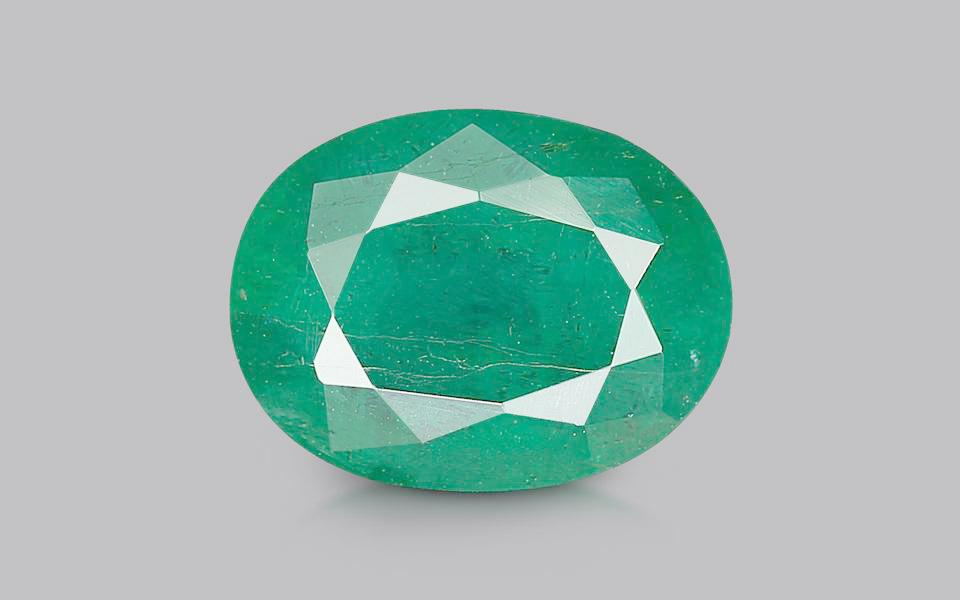 Natural Emerald (Panna) Gemstone, 10.41 Carat / 11.42 Ratti
