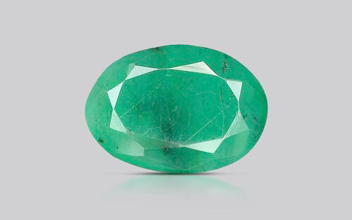 Natural Emerald (Panna) Gemstone, 8.76 Carat / 9.61 Ratti