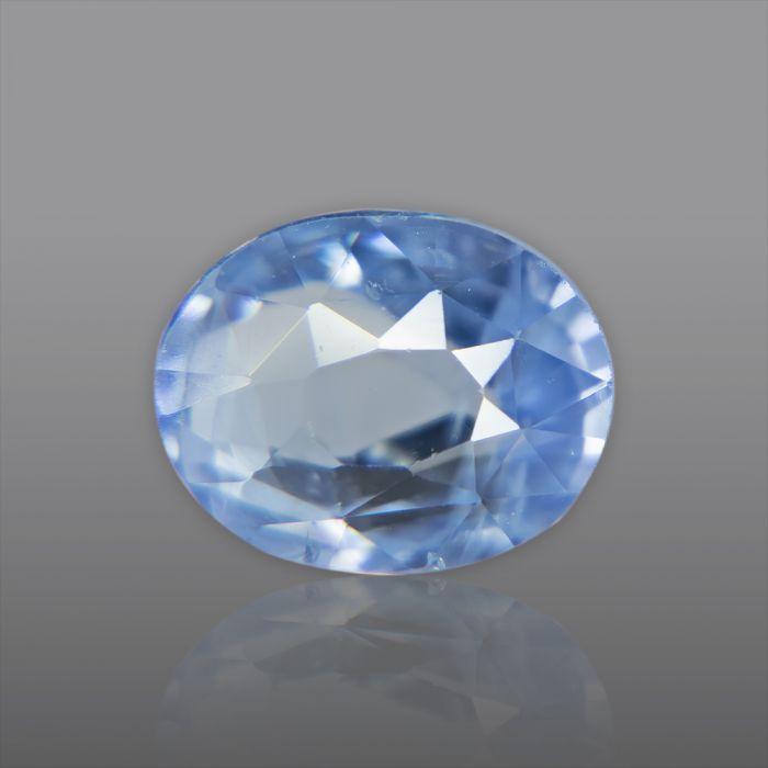 Natural Ceylon Blue Sapphire (Neelam) 4.08 Carat/ 4.50 Ratti