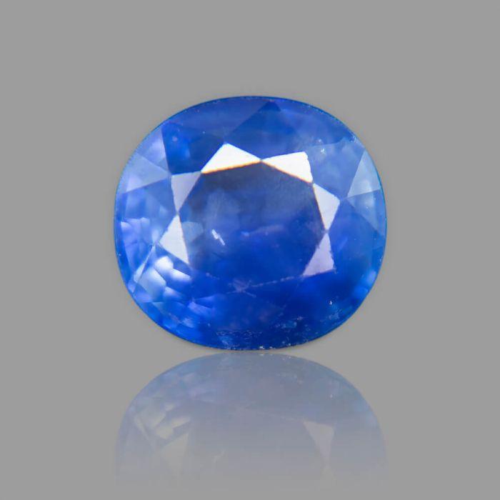 Natural Ceylon Blue Sapphire - 2.03 Carat