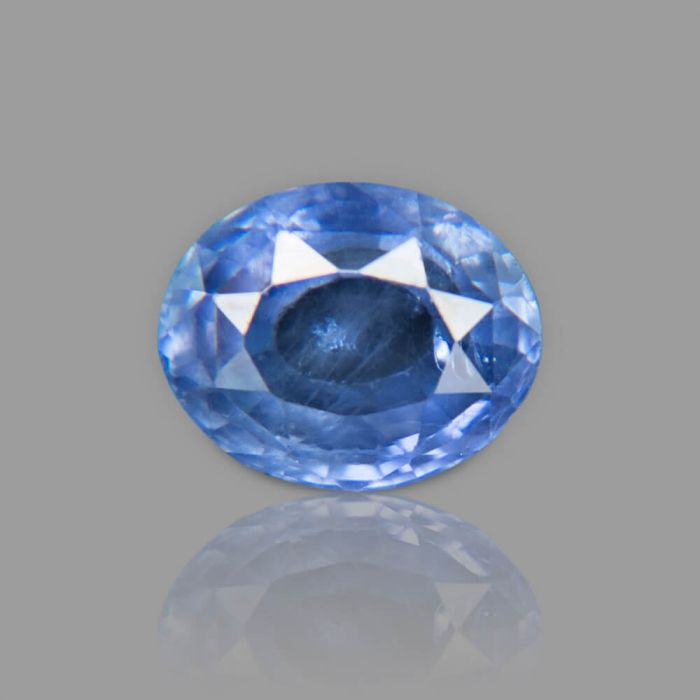 Natural Ceylon Blue Sapphire - 2.70 Carat