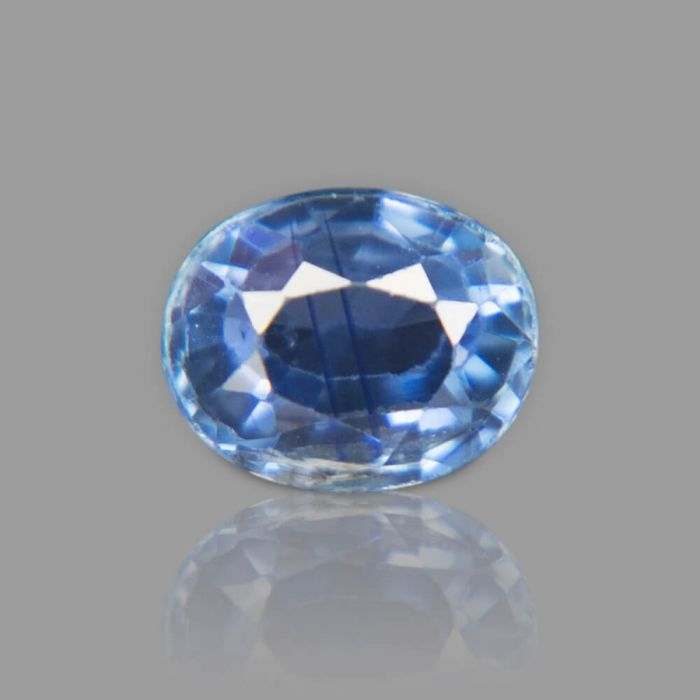 Natural Ceylon Blue Sapphire - 0.73 Carat