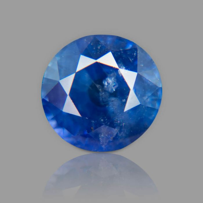 Natural Ceylon Blue Sapphire - 3.83 Carat