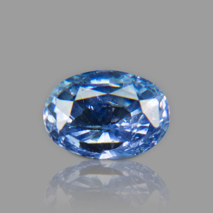 Natural Ceylon Blue Sapphire - 2.95 Carat