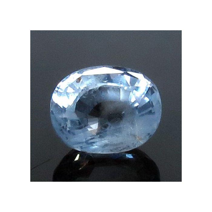 Natural Ceylon Blue Sapphire - 5.02 Carat