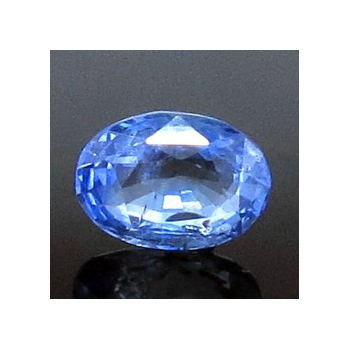 Natural Ceylon Blue Sapphire - 1.78 Carat