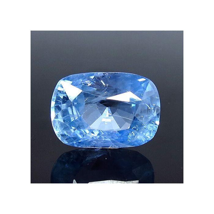 Natural Ceylon Blue Sapphire - 6.84 Carat